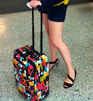 LuggageampHighHeels