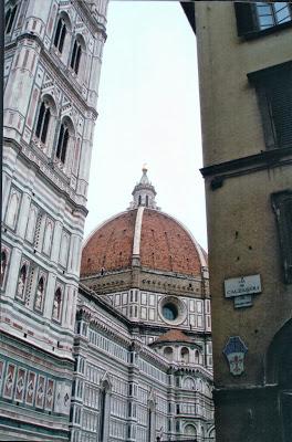 Duomo in the Spring