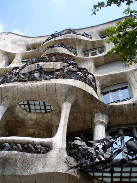 Gaudi's Museum in Barcelona