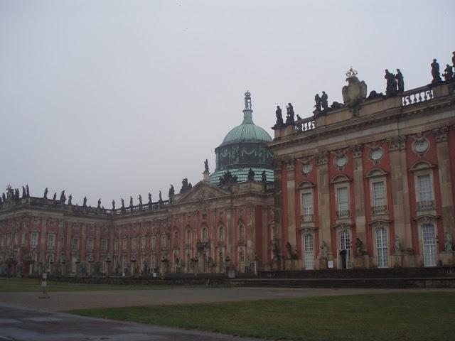 New Palace Potsdam