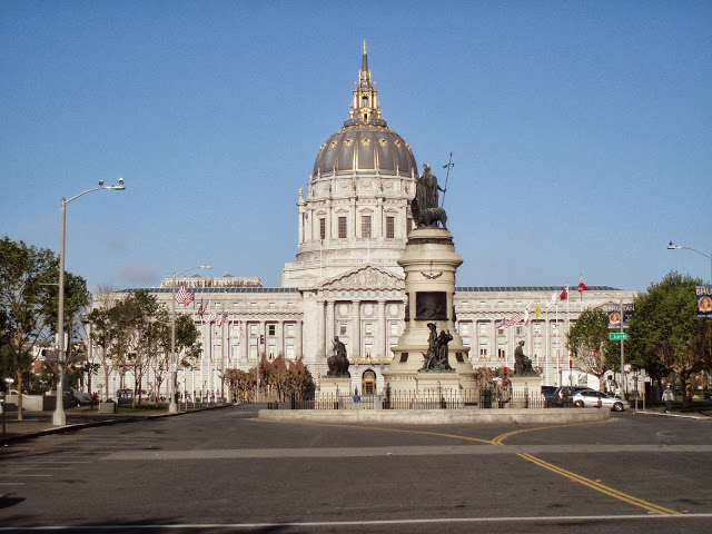 San Francisco city hall pictures