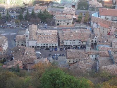 top of San Marino