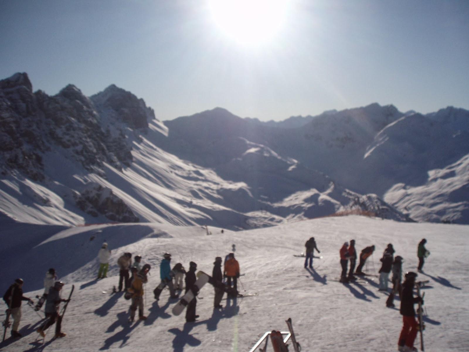 Skiing2Bin2Bthe2BAlps