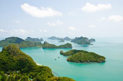 Angthong National Marine Park, Thailand