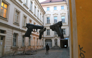 Guns by David Cerny