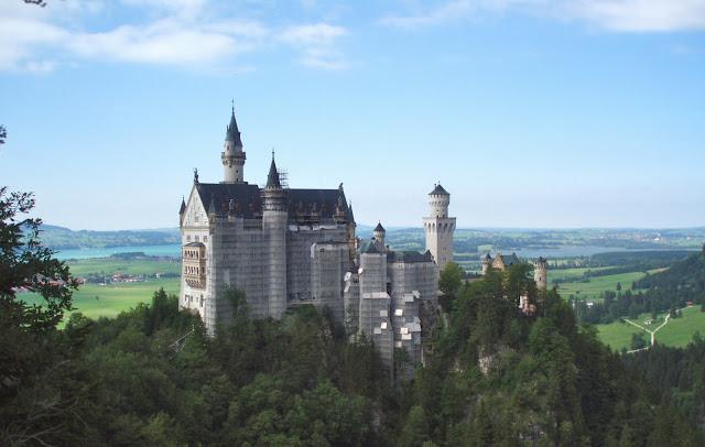 Schloos Neuschwanstein