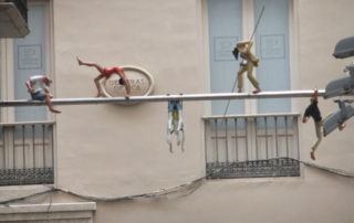 Acrobates Malaga