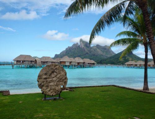 True Luxury Four Seasons, Bora Bora