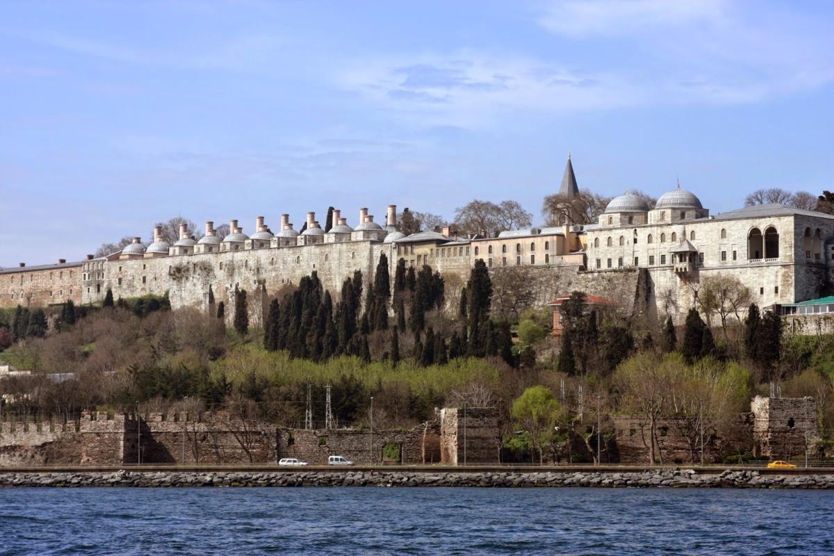 Topkap Palace