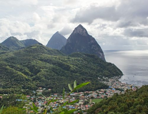 St Lucia in photos