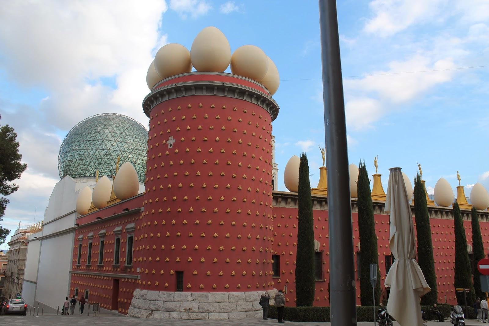 Figueres2BDali2BMuseum