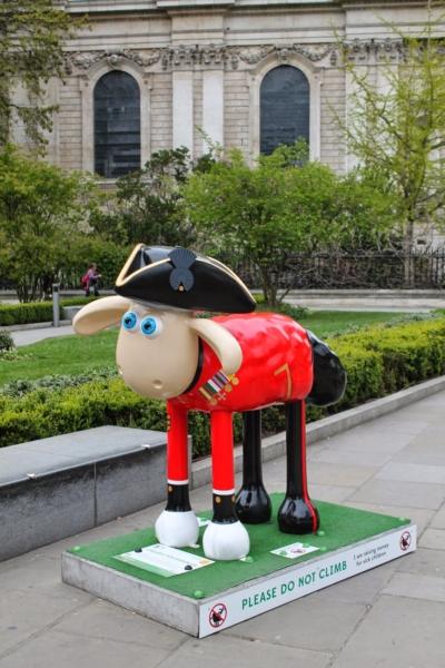 London Sheep