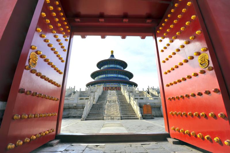 Temple of Heaven bijing