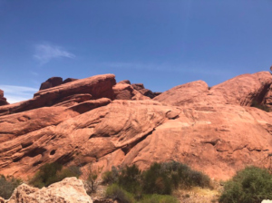 Valley of Fire Vegas